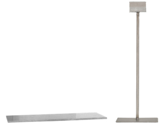 dheensay table number stand table numbering portable table